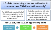 Tufts CS & ECE Data Center Efficiency Project